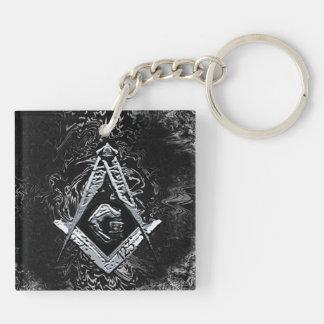 Porte-clés Esprits maçonniques (SilverySwish)
