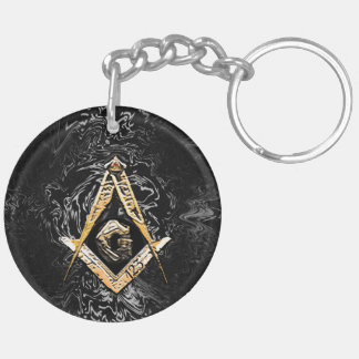 Porte-clés Esprits maçonniques (YellowSwish)