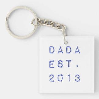 Porte-clés Est de Dada. 2013
