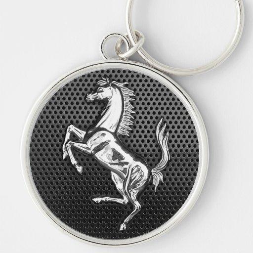 Porte-clés et porte - clé du cheval 1