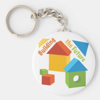 Porte-clés Établir l'avenir