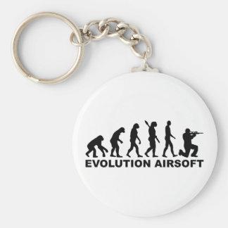 Porte-clés Évolution Airsoft