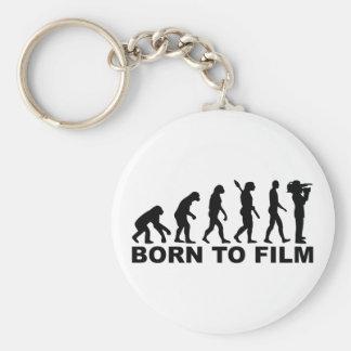 Porte-clés Évolution soutenue pour filmer