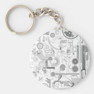 Porte-clés expérience de vecteur d'unité de disque dur de