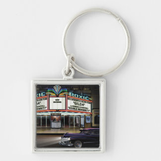 Porte-clés Exposition d'image de Roxie