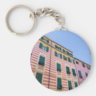 Porte-clés Façades Monterosso Cinque Terre Ligurie Ital de