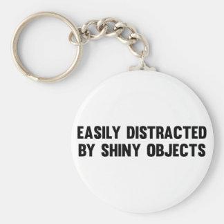 Porte-clés Facilement distrait