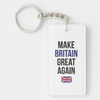 Porte-clés Faites à la Grande-Bretagne le grand encore