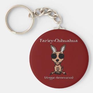 Porte-clés Farley-Chiwawa
