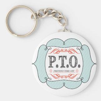 Porte-clés Félicitations drôles favorisées pour feindre le