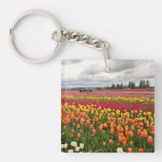 Porte-clés Ferme de tulipe