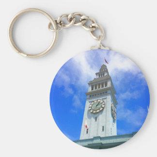 Porte-clés Ferry de San Francisco construisant le porte - clé