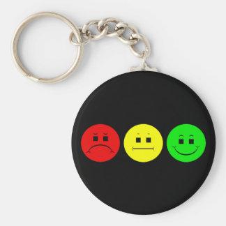 Porte-clés Feu d'arrêt déprimé horizontal