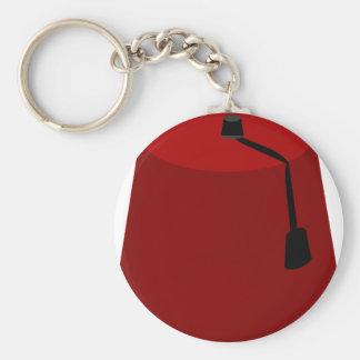 Porte-clés Fez-Casquette