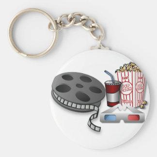 Porte-clés film 3D