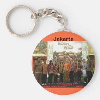 Porte-clés Film d'orang-outan à Jakarta
