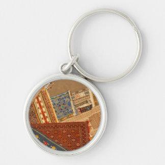 Porte-clés Fin de collage de tapis