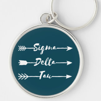 Porte-clés Flèche de Tau | de delta de sigma