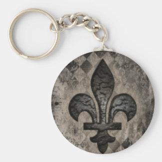 Porte-clés Fleur De Lis