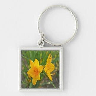 Porte-clés Fleur de Lys