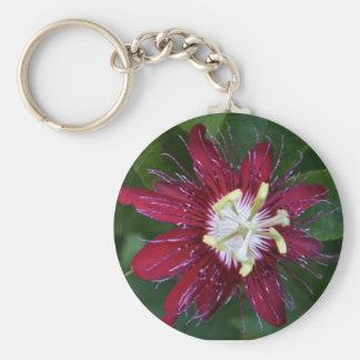 Porte-clés Fleur de passion