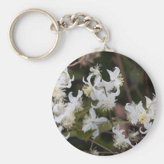 Porte-clés Fleurs de joie de voyageur (brachiata de