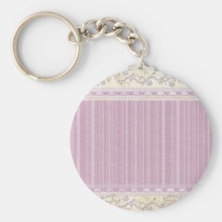 Porte-clés Floral, art, conception, beau, nouvelle, mode