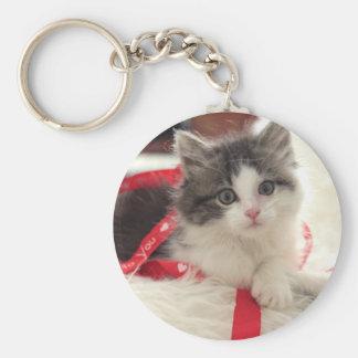 Porte-clés Flossie le chaton