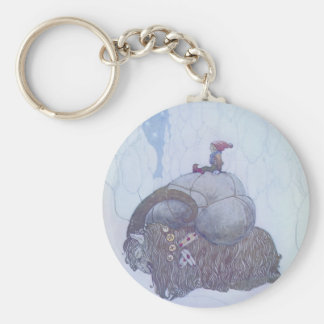 Porte-clés Folklore de Scandinave de Julebocken