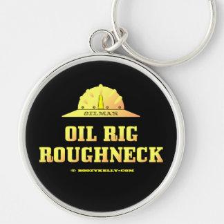 Porte-clés Foreur de plate-forme pétrolière, expert