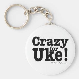 Porte-clés Fou pour le porte - clé de concepteur d'UKE