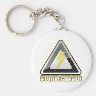 Porte-clés Foudre de chasseur de tempête