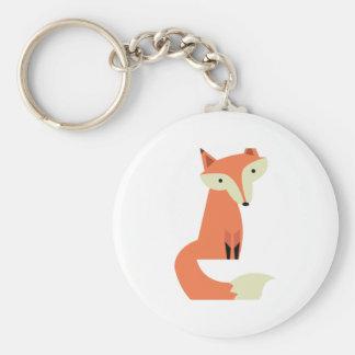 Porte-clés Fox