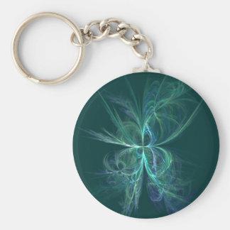 Porte-clés Fractale d'énergie psychique