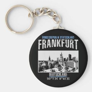 Porte-clés Francfort