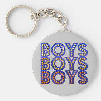 Porte-clés Garçons de garçons de garçons