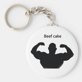 Porte-clés Gâteau de boeuf