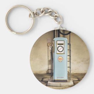 Porte-clés gaz-pompe