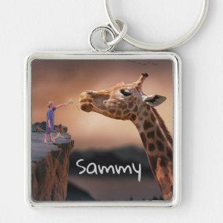 Porte-clés Girafe