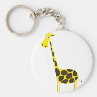 Porte-clés Girafe grande