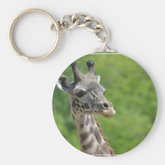 Porte-clés Girafe sauvage
