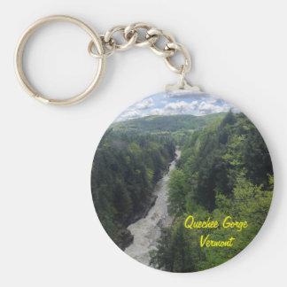 Porte-clés Gorge de Quechee, Vermont