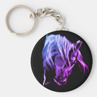 Porte-clés Grand porte - clé pour l'amant de cheval