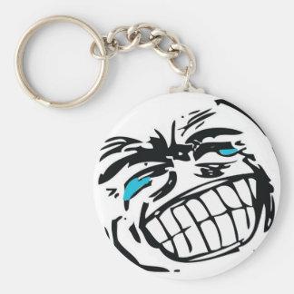 Porte-clés Grimace Troll