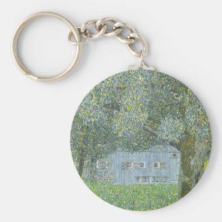Porte-clés Gustav Klimt - Bauerhaus dans la peinture de