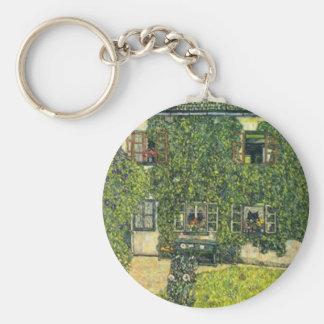 Porte-clés Gustav Klimt - la Chambre de Guardaboschi