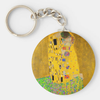 Porte-clés Gustav Klimt le baiser