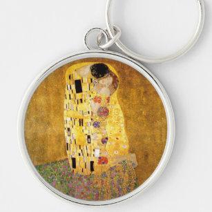 Porte-clés Gustav Klimt le classique de baiser
