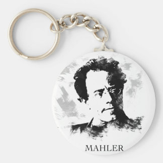 Porte-clés Gustav Mahler