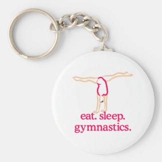 Porte-clés Gymnastique